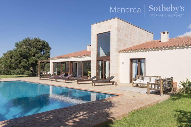 Thumbnail Villa for sale in Sant Lluis, Sant Lluís, Menorca, Balearic Islands, Spain