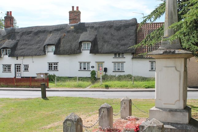 Thumbnail Cottage for sale in The Street, South Lopham, Diss