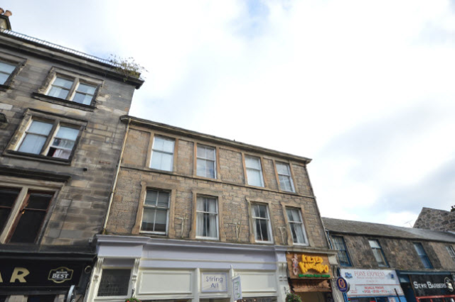 Thumbnail Flat to rent in Upper Craigs, Stirling Town, Stirling, 2Dg