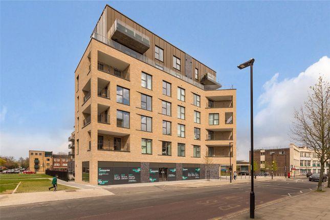 Thumbnail Flat for sale in Walrond House, Matthias Road, Hackney, London