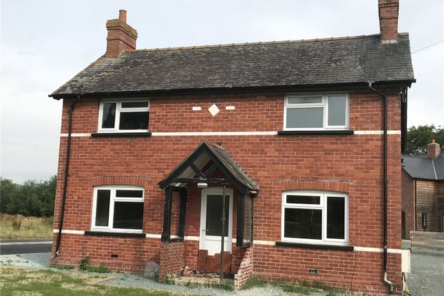 Thumbnail Detached house for sale in 1 Church Farm Close, Forden, Welshpool