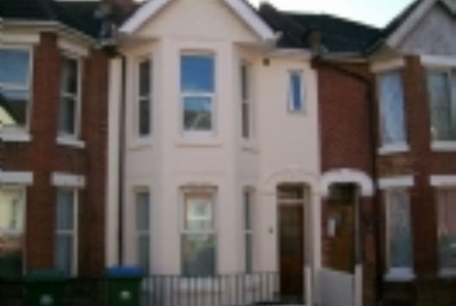Thumbnail Terraced house to rent in Thackeray Road, Southampton