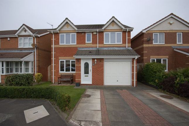 Thumbnail Detached house for sale in Woodlands Grange, Newcastle Upon Tyne
