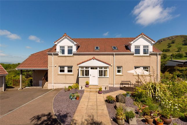 Thumbnail Detached house for sale in Red Moss House, Blairadam, Kelty, Fife