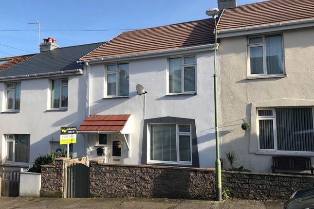 Thumbnail Terraced house for sale in Elm Park, Paignton