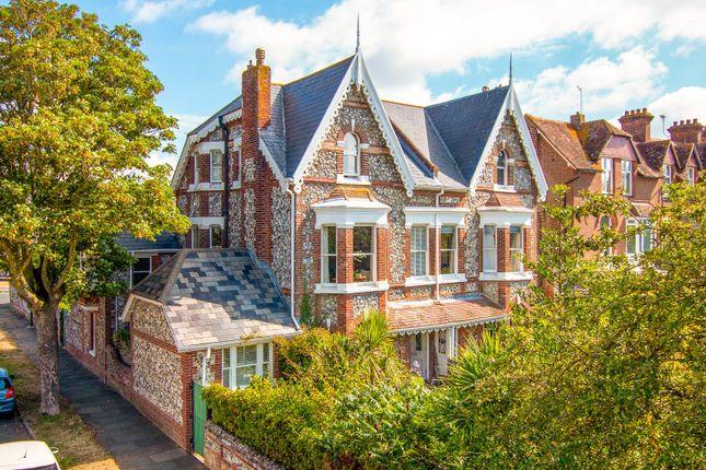 Thumbnail Semi-detached house for sale in Irvine Road, Littlehampton