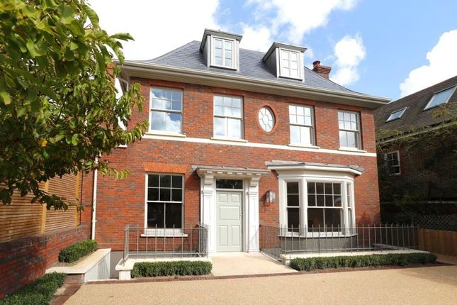 Thumbnail Detached house for sale in St Mary's Road, Wimbledon Village