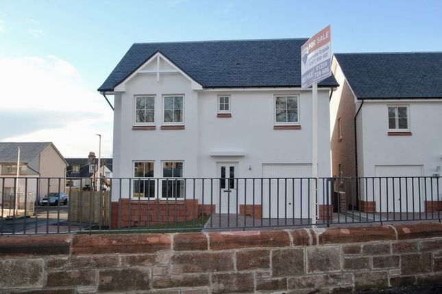 Thumbnail Detached house for sale in Grange Road, Alloa