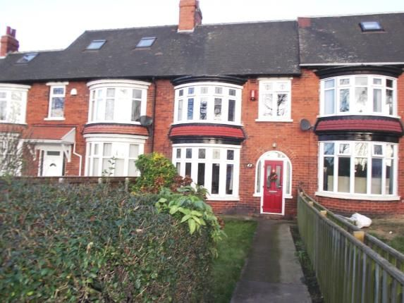 Thumbnail Terraced house for sale in Clairville Road, Middlesbrough