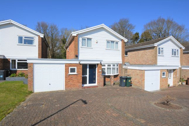 3 bed link-detached house for sale in Grasmere Road, Kennington, Ashford TN24