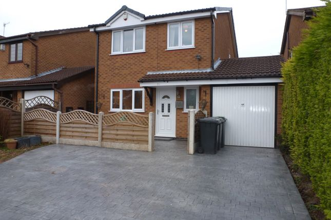 Thumbnail Detached house for sale in Stocks Road, Kimberley, Nottingham