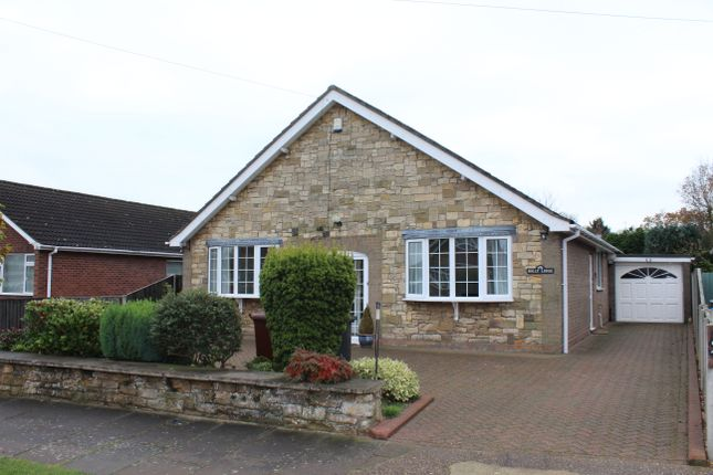 Thumbnail Detached bungalow to rent in Eastbrook Road, Lincoln
