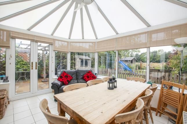 Compstall Road Romiley Stockport Cheshire SK6 4 Bedroom Detached House For Sale