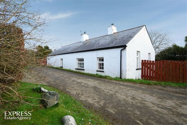 Thumbnail Cottage for sale in Craigboy Road, Donaghadee, County Down