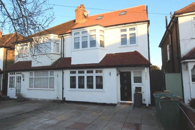 Thumbnail Semi-detached house for sale in Kingsley Avenue, Sutton