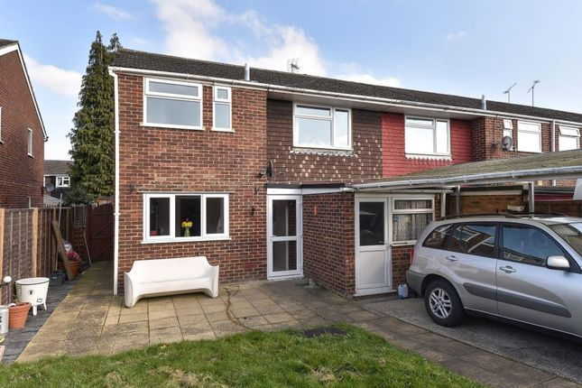 Thumbnail End terrace house for sale in Blackwater, Camberley