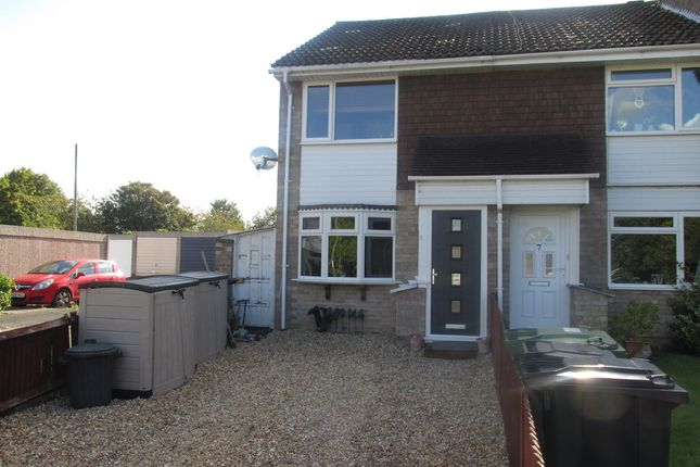 Thumbnail End terrace house for sale in Noble Road, Hedge End, Southampton