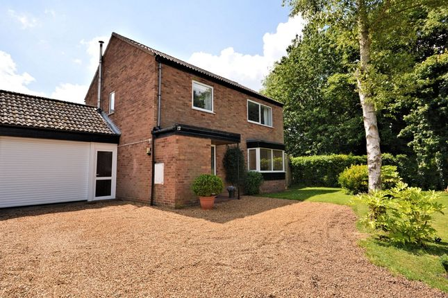 Thumbnail Link-detached house for sale in Conference Way, Colkirk, Fakenham