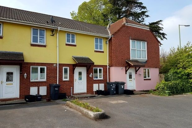 Thumbnail Terraced house to rent in Lindfield Close, Torquay