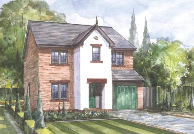 Thumbnail Detached house for sale in The Wreay, St. Cuthberts Close, Off King Street, Wigton