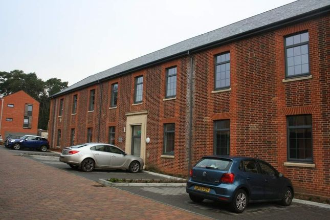Thumbnail Office to let in Suite 7, Chieftain House, Quebec Park, Bordon