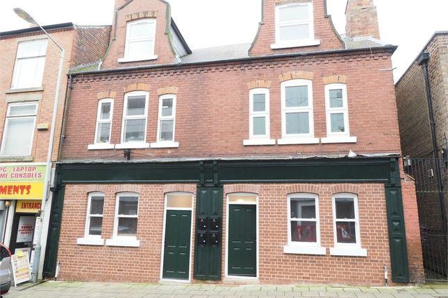 Thumbnail Flat to rent in Market Street, Sutton-In-Ashfield, Nottinghamshire