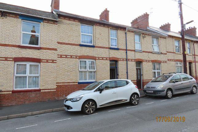 Thumbnail Flat to rent in Charles Street, Barnstaple