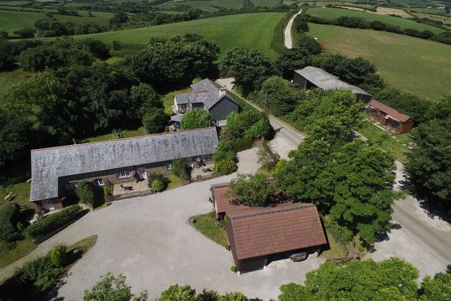 Thumbnail Farm for sale in Week St. Mary, Holsworthy