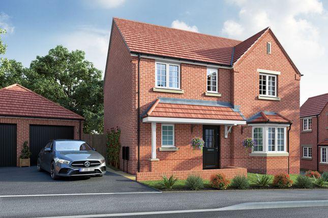 3 bed detached house for sale in Malvern Oaks, Cradley, Malvern WR13