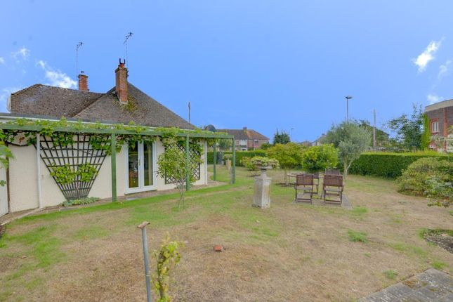 Thumbnail Detached bungalow for sale in Haynes Road, Worthing, West Sussex