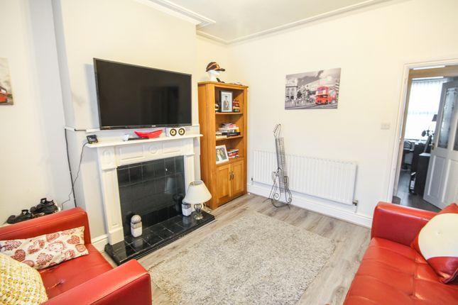 Living Room of Eden Street, Alvaston, Derby DE24
