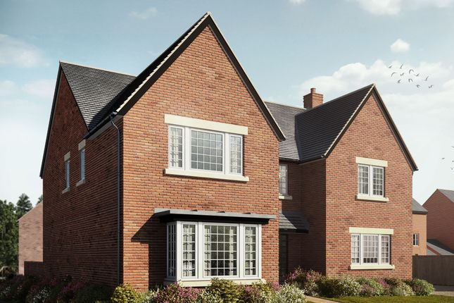 """Thumbnail Detached house for sale in """"The Kingston"""" at St. James Way, Biddenham, Bedford"""