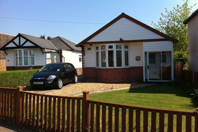 Thumbnail Detached bungalow for sale in Victoria Road, Bridgnorth