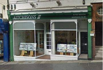 Retail premises to let in Holywell Hill, St. Albans