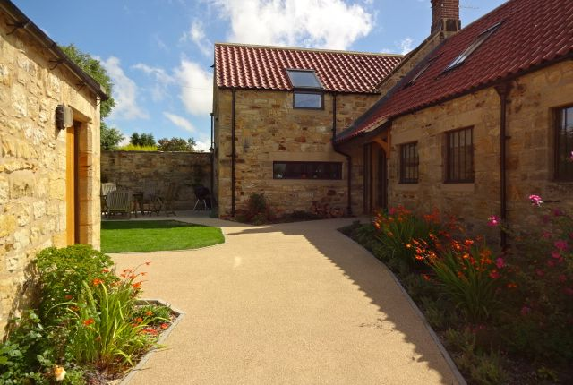 Thumbnail Cottage for sale in Guyzance Village, Guyzance, Morpeth