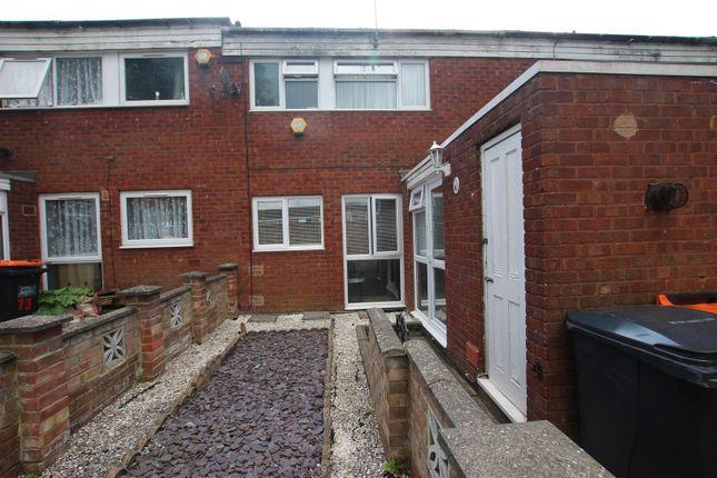 Thumbnail Terraced house for sale in Elm Park Close, Houghton Regis, Dunstable