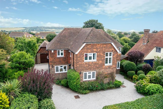 Thumbnail Detached house for sale in Headland Avenue, Seaford