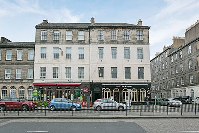 Thumbnail Flat to rent in Lothian Street, City Centre, Edinburgh
