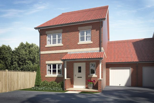 Thumbnail Link-detached house for sale in Hilperton Road, Hilperton, Trowbridge
