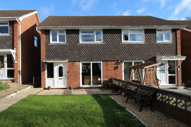 3 bed semi-detached house for sale in Kingsfield Gardens, Bursledon, Southampton SO31
