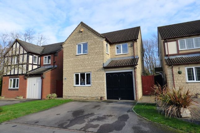 Thumbnail Detached house for sale in Teal Close, Quedgeley, Gloucester