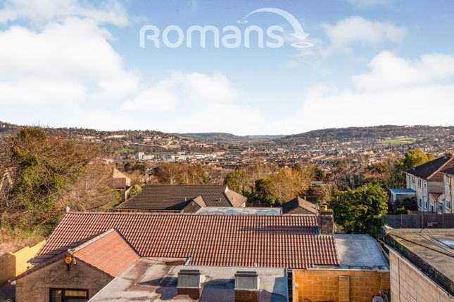 Thumbnail Flat to rent in Mount Road, Southdown, Bath
