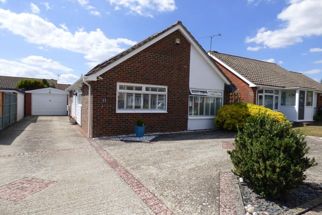Thumbnail Detached bungalow to rent in Greenacres Ring, Angmering, Littlehampton