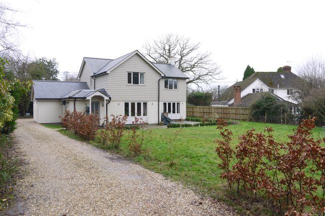 Thumbnail Detached house to rent in Shelleys Lane, East Worldham Alton
