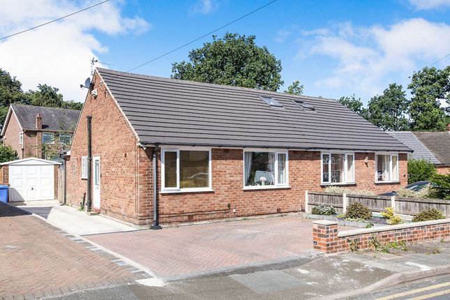 Thumbnail Bungalow to rent in Pownall Road, Cheadle Hulme, Cheadle