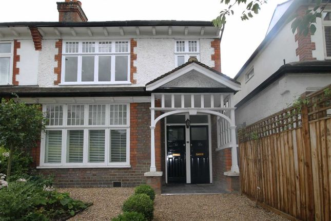 Thumbnail Flat for sale in Church Road, London