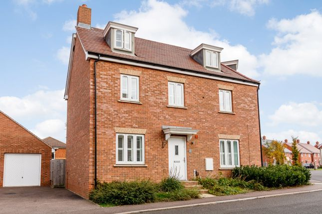 Thumbnail Terraced house for sale in 3 Marjoram Road, Hitchin, Central Bedfordshire