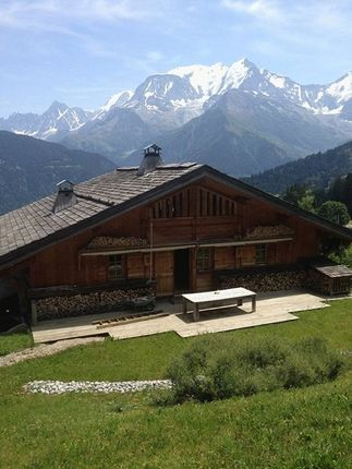 5 bed chalet for sale in Saint-Gervais-Les-Bains, France