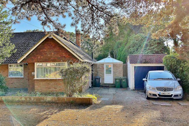 Thumbnail Semi-detached bungalow for sale in Send Parade Close, Send Road, Send, Woking