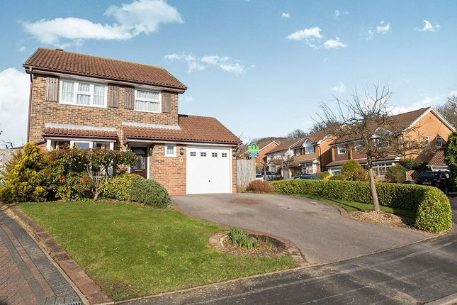 3 bed detached house for sale in Sapphire Ridge, Waterlooville